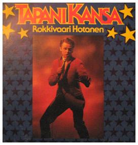 Tapani Kansa - Rokkivaari Hotanen